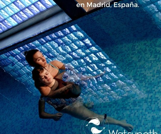 Curso Watsu 3 en Madrid