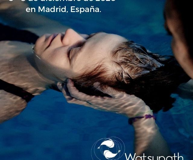 Curso de terapia craneo sacra en el agua
