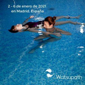 Curso de Watsu 1 en Madrid