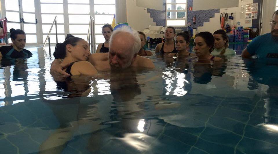 Programa de formación en agua