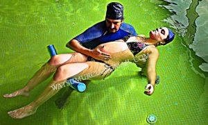 watsu y embarazadas